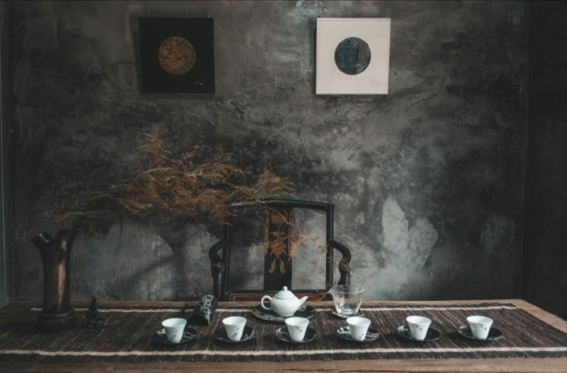 tea room image